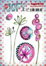 PaperArtsy Stamp - JOFY Collection JOFY74
